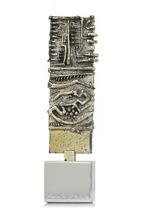 Arnaldo POMODORO - Scultura Volume - Stele