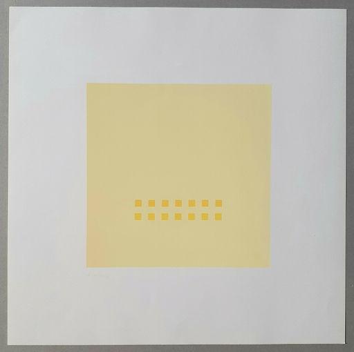 Antonio CALDERARA - Print-Multiple - Luce spazio immagine (Tav. 6)