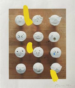 Laura OWENS - Print-Multiple - Untitled for 'Texte zur Kunst'