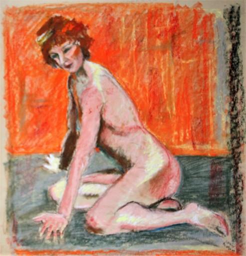 R.CAVALIÉ - Drawing-Watercolor - Invitation au stupre