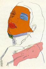 Andy WARHOL (1928-1987) - ladies and gentlemen , II 127