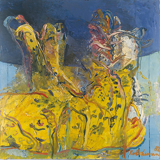 Kees BOHEMEN VAN - Pintura - untitled