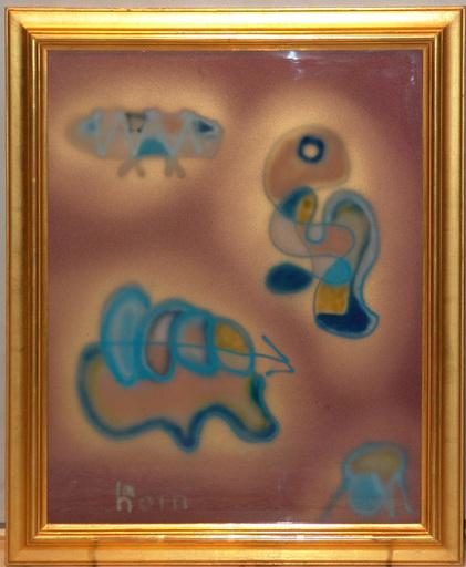 Manfred HORN - Painting - Mondkäfer