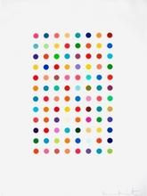 Damien HIRST - Stampa Multiplo - Xylene Cyanol Dye Solution