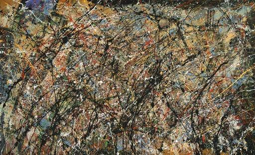 Jean-Jacques MARIE - Gemälde - Composition A414