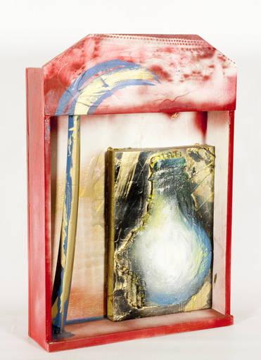 Giosetta FIORONI - Sculpture-Volume - La luce inesauribile