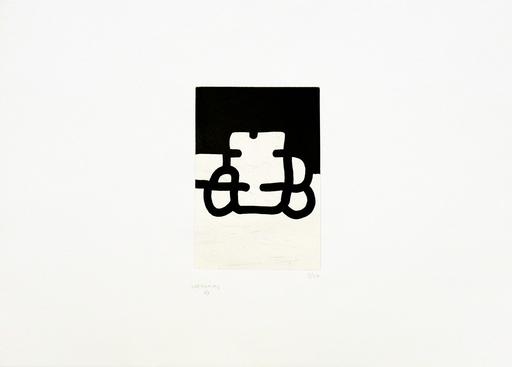 Eduardo CHILLIDA - Print-Multiple - Antzo VIII