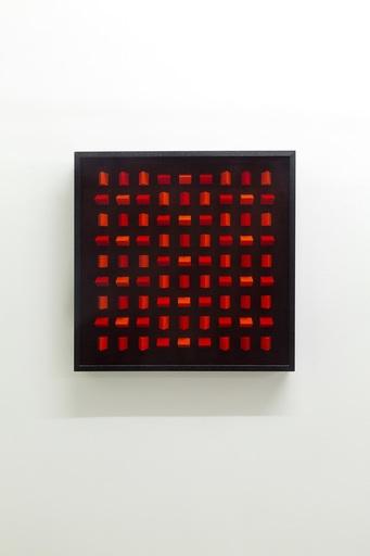 Klaus STAUDT - Sculpture-Volume - warten auf