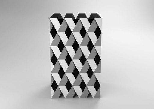 Marcello MORANDINI - Escultura - Schrankobjekt – Mobile Valentina