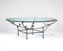 迭戈•贾科梅蒂 - 雕塑 - Table carcasse modèle à la chauve-souris