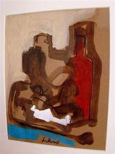 Michel SURET-CANALE - Painting - MSC05