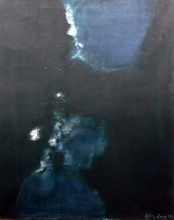 Léon ZACK - Painting - sans titre, cabanne n° 1405