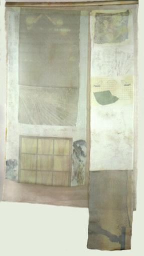 Robert RAUSCHENBERG - Peinture - Sand