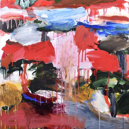 Ann THOMSON - Peinture - Rapid