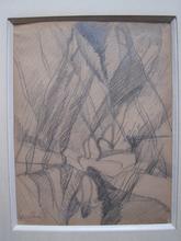 Frantisek KUPKA - Drawing-Watercolor - SANS TITRE  1920