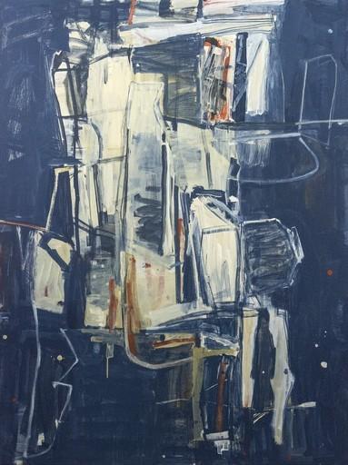 Shireen KAMRAN - Pittura - The Sum of All Parts No 23