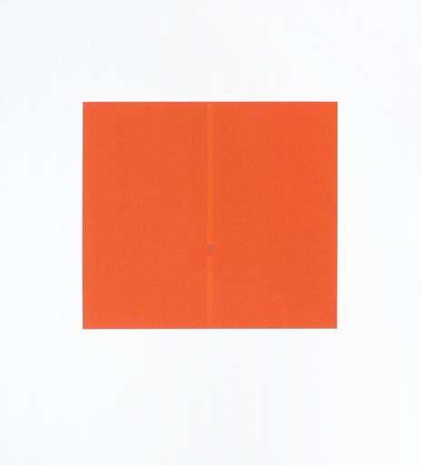 Antonio CALDERARA - Print-Multiple - Rot-Gruen rot