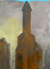 Jorge CASTILLO - Pintura - N.Y.