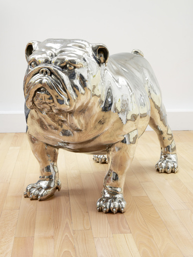 Mauro CORDA - Escultura - Bulldog