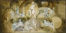 Roger SURAUD - Peinture - David