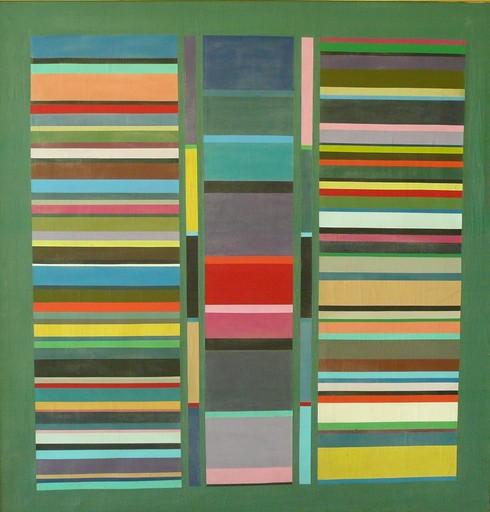 Omar CARREÑO - Gemälde - sans titre