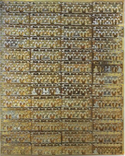 Fernandez ARMAN - Sculpture-Volume - Accumulation de culasses