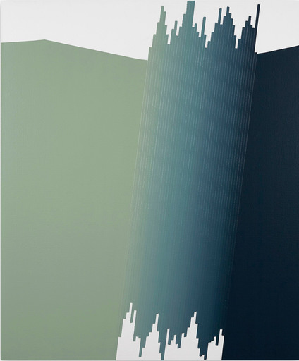 Kyong LEE - 绘画 - Situated Somewhere 34
