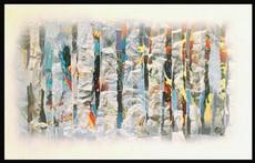 Christophe STREICHENBERGER - Painting - White Submarine
