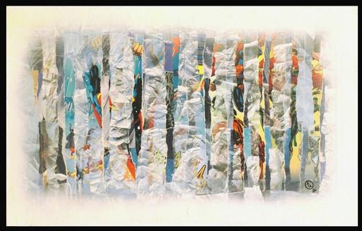 Christophe STREICHENBERGER - Gemälde - White Submarine