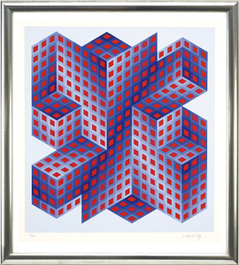 Victor VASARELY, Sin Village