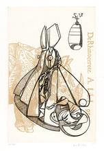 Floriano BODINI - Print-Multiple - De Rhinocerote