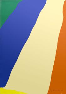 Helen FRANKENTHALER - Print-Multiple - UNTITLED (PRIMARY)