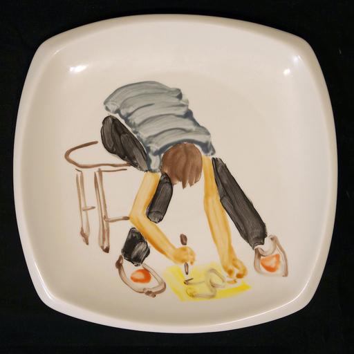 Vladimir SEMENSKIY - 陶瓷  - Artist