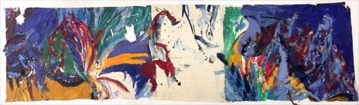Judith WOLFE - Painting - Marine I