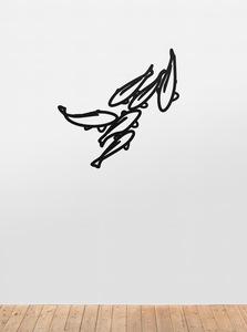 Julian OPIE - Sculpture-Volume - Carp 1