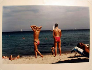 Eric FISCHL - Fotografia - On the beach