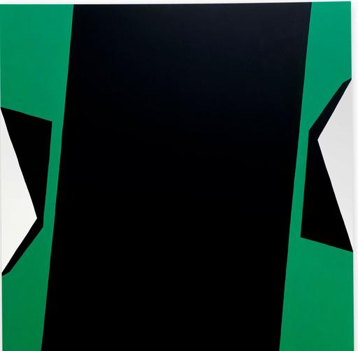 Ulla PEDERSEN - Pittura - Cut-Up Canvas 2001