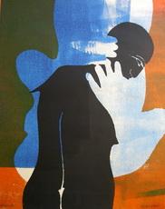 Franz FOHNER-BIHACK - Print-Multiple - Umschlungen