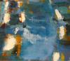 David KAPP - Peinture - Rearview (painting)