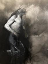 Benjamin CARBONNE - Peinture - Corps en mouvement 8.3.7