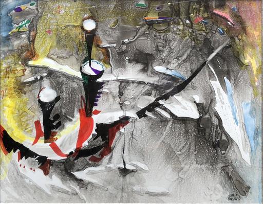 Rasim BABAYEV - Pintura - composition