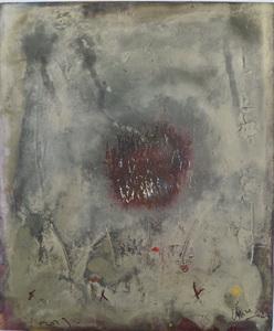 François CHASSINE - Painting - IOM X
