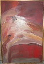 Serge KANTOROWICZ - Pintura - « L'étreinte »