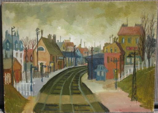 Adolphe FEDER - Pintura