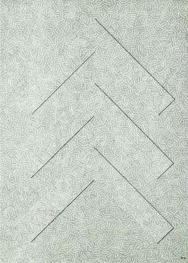 Jiri KOLAR - Peinture - Direzione Ordinata