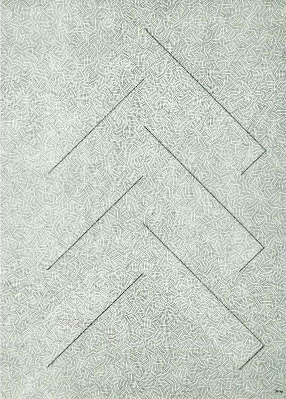 Jiri KOLAR - Gemälde - Direzione Ordinata