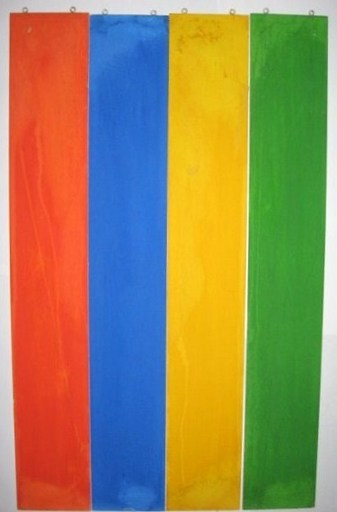 Albert CHUBAC - Pintura - Sans titre