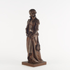 Eugène Antoine AIZELIN - Escultura - Eugène Antoine Aizelin (1821-1902), Marguerite, XIXe
