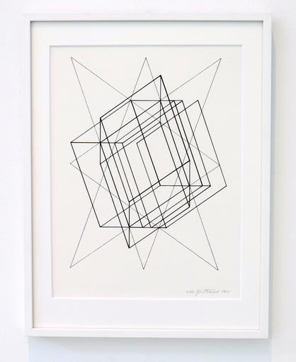 Ode BERTRAND - Drawing-Watercolor - Epure