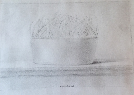 ARMODIO - Dessin-Aquarelle - Senza titolo